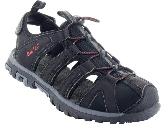 Hi-Tec Cove Breeze Chaussures Homme, black/picante
